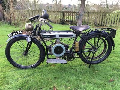 Lot 34-1915 Douglas 2 3/4hp