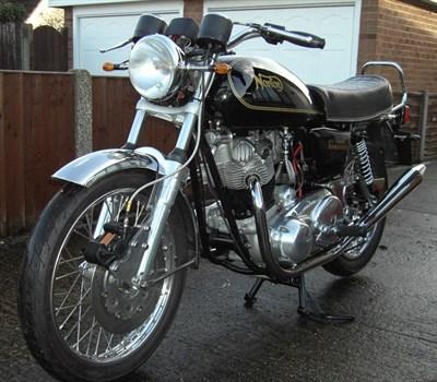 Lot 94-1976 Norton Commando MKIII