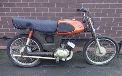 Lot 2-1963 Suzuki MD50