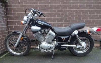 Lot 36-1995 Yamaha Virago 535