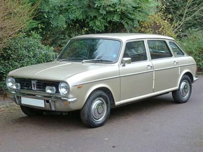 Lot 44-1980 Austin Maxi 1750 HLS