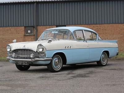 Lot 83-1961 Vauxhall Cresta PA