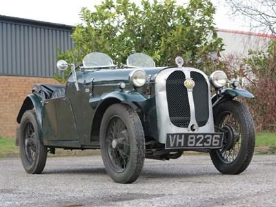 Lot 81-1935 Austin Special