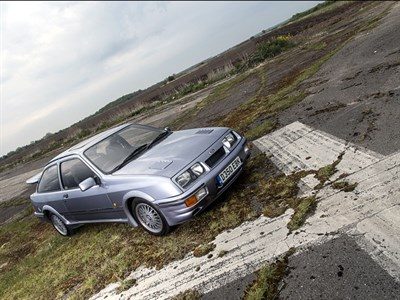 Lot 26-1986 Ford Sierra RS Cosworth