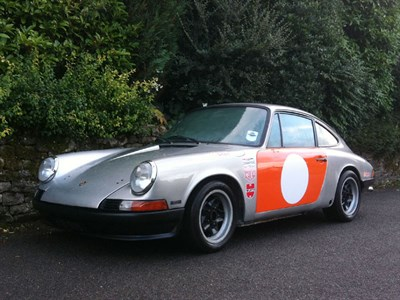 Lot 34-1965 Porsche 912