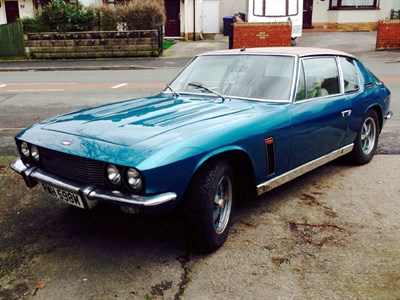 Lot 58 - 1973 Jensen Interceptor III