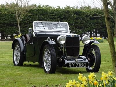 Lot 50-1934 MG PA