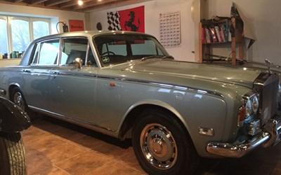 Lot 5-1974 Rolls-Royce Silver Shadow