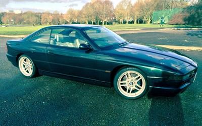 Lot 79-1998 BMW 840Ci