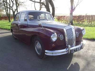 Lot 50-1962 Daimler Majestic Major