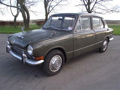 Lot 55-1967 Triumph 1300