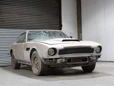 Lot 13-1973 Aston Martin V8