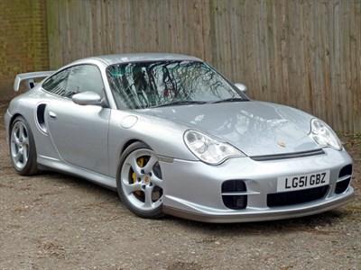 Lot 42-2001 Porsche 911 GT2 Clubsport