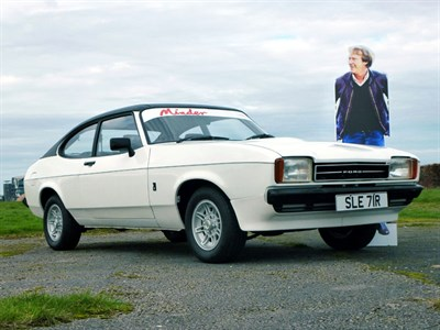 Lot 44 - 1977 Ford Capri 2.0 S