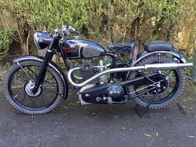Lot 51-1939 Royal Enfield Special