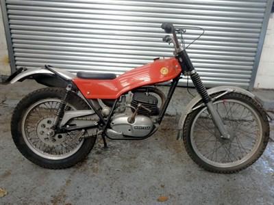 Lot 96-c.1973 Montesa Cota 247