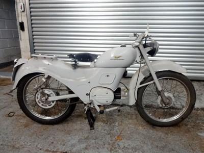 Lot 3-c.1952 Moto Guzzi Hispania 98