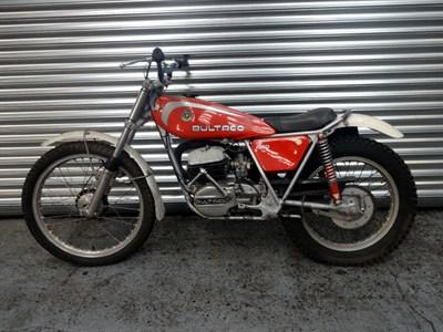 Lot 52-c.1975 Bultaco Sherpa T 350
