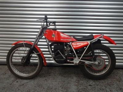 Lot 77-c.1977 Bultaco Sherpa T 350