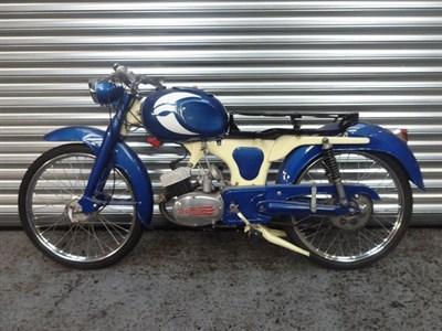 Lot 85-c.1959 Gimson 49cc