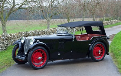 Lot 93 - 1932 MG F-Type Magna