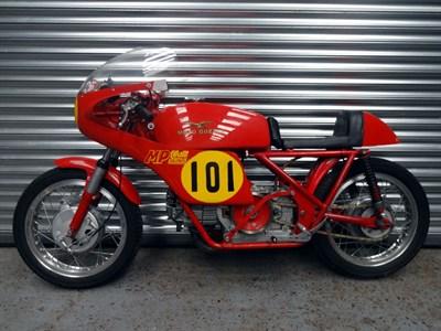 Lot 76-c.1960 Moto Guzzi 500cc