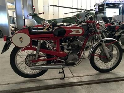 Lot 23-1958 Moto Morini Corsaro Veloce
