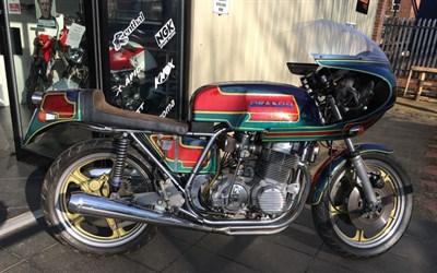 Lot 72-1975 Dresda CB750
