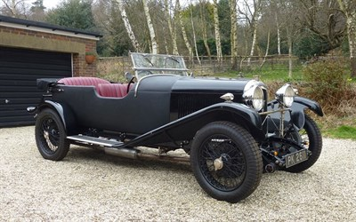 Lot 87 - 1928 Lagonda 2 Litre High Chassis Speed Model Tourer