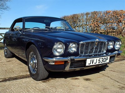 Lot 63 - 1975 Jaguar XJ12 C