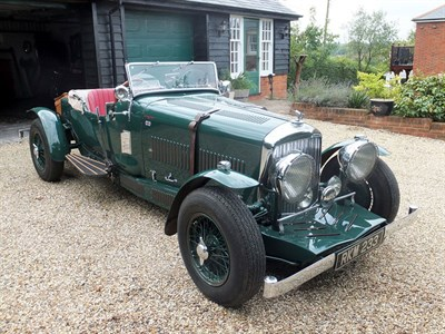 Lot 78 - 1947 Bentley MK VI Special