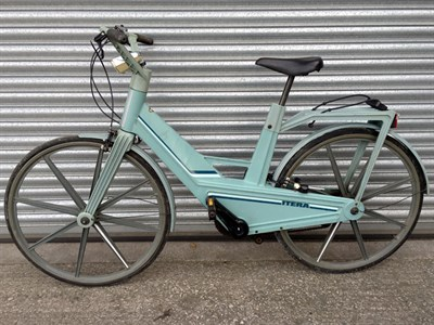 Lot 10-Itera Plastic Bicycle
