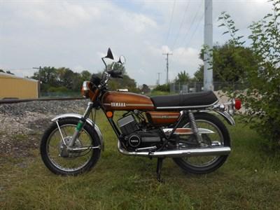 Lot 16-1974 Yamaha RD250