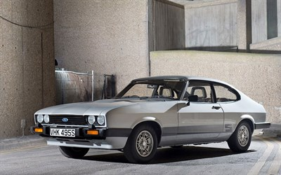 Lot 33 - 1978 Ford Capri 3.0 S