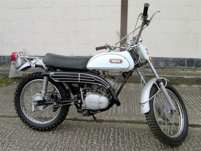 Lot 31-1969 Yamaha AT1