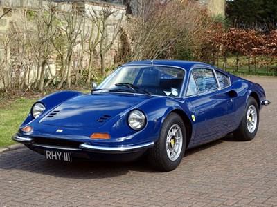 Lot 89-1972 Ferrari Dino 246 GT