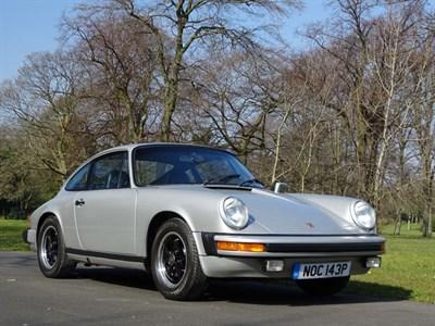 Lot 69-1976 Porsche 911 S