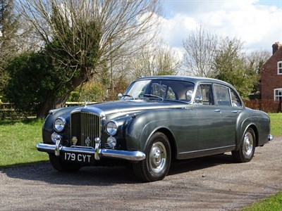 Lot 66 - 1961 Bentley S2 Continental Flying Spur