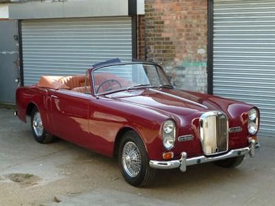 Lot 56-1964 Alvis TE21 Drophead Coupe