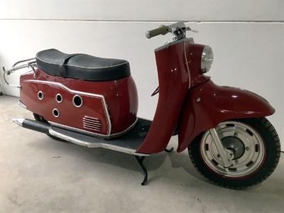 Lot 49-1958 Maico Maicoletta