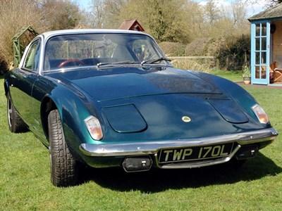 Lot 4-1973 Lotus Elan +2S 130/5