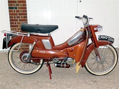 Lot 26-1969 Mobylette AV89