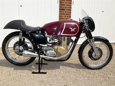 Lot 25-1959 Matchless G50