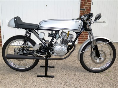 Lot 87-2005 Honda Dream 50R