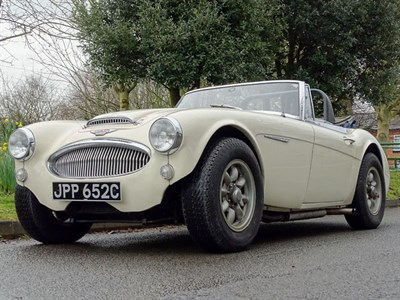 Lot 59 - 1965 Austin-Healey 3000 MKIII
