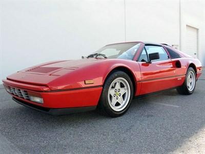Lot 52-1988 Ferrari 328 GTS