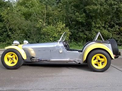 Lot 20-1965 Lotus Seven S2