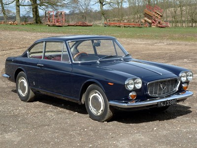Lot 6 - 1969 Lancia Flavia 1.8 Coupe