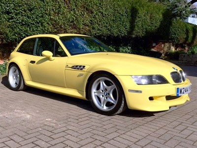 Lot 51-2000 BMW M Coupe