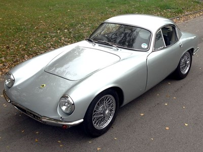 Lot 82 - 1959 Lotus Elite